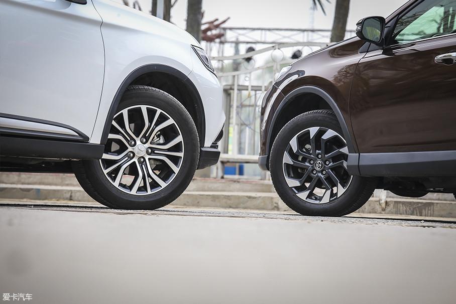 爱卡SUV专业测试 三菱欧蓝德VS丰田RAV4爱卡SUV专业测试 三菱欧蓝德VS丰田RAV4爱卡SUV专业测试 三菱欧蓝德VS丰田RAV4