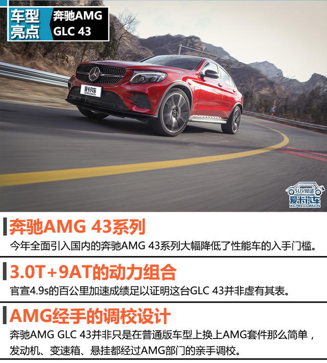 GLC 43