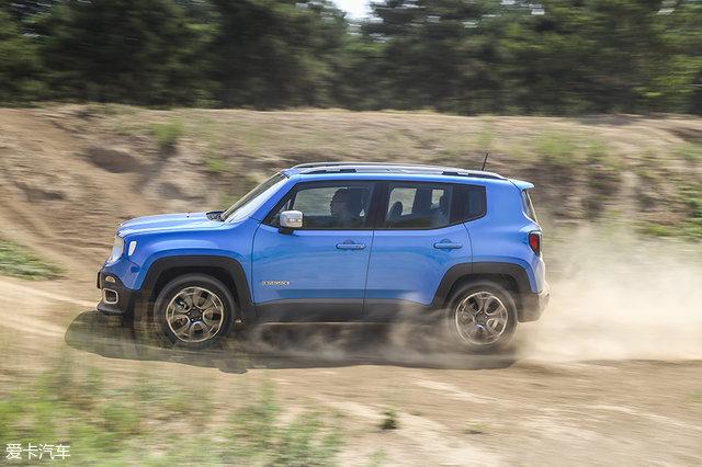 Jeep自由侠