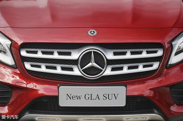 北京奔驰GLA