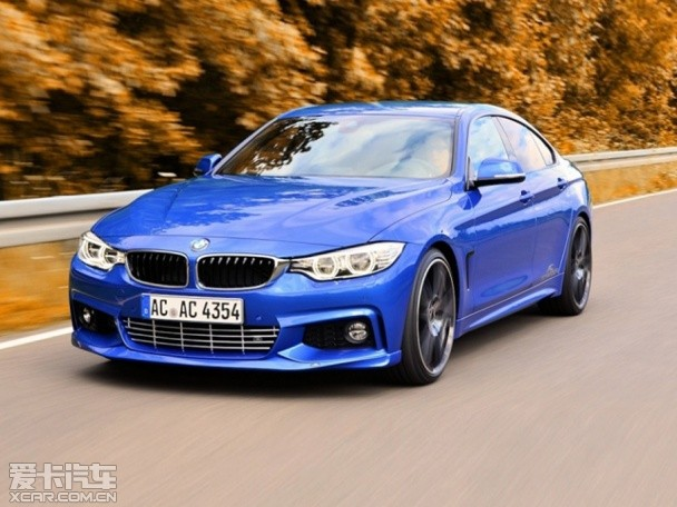 AC Schnitzer改装BMW 4系GranCoupe