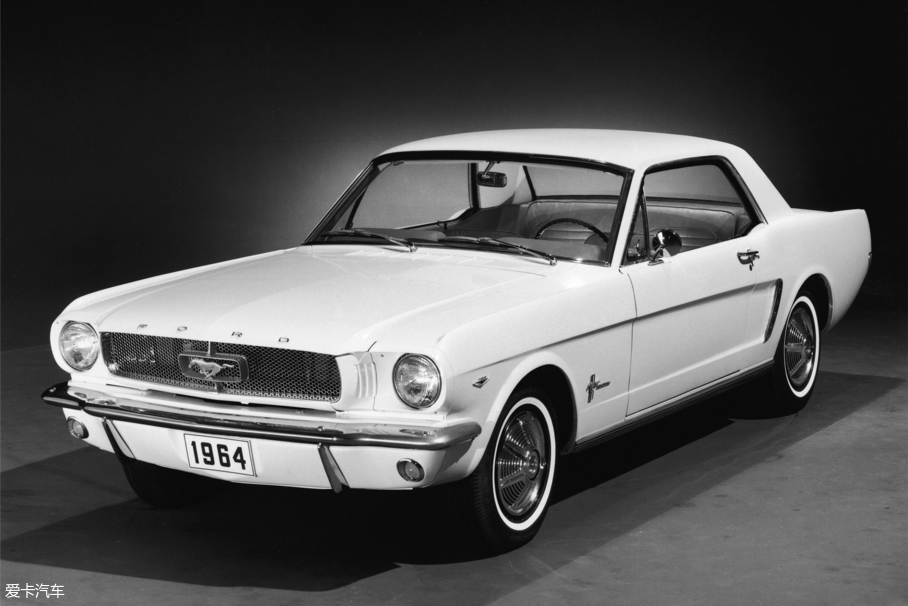 美国车历史