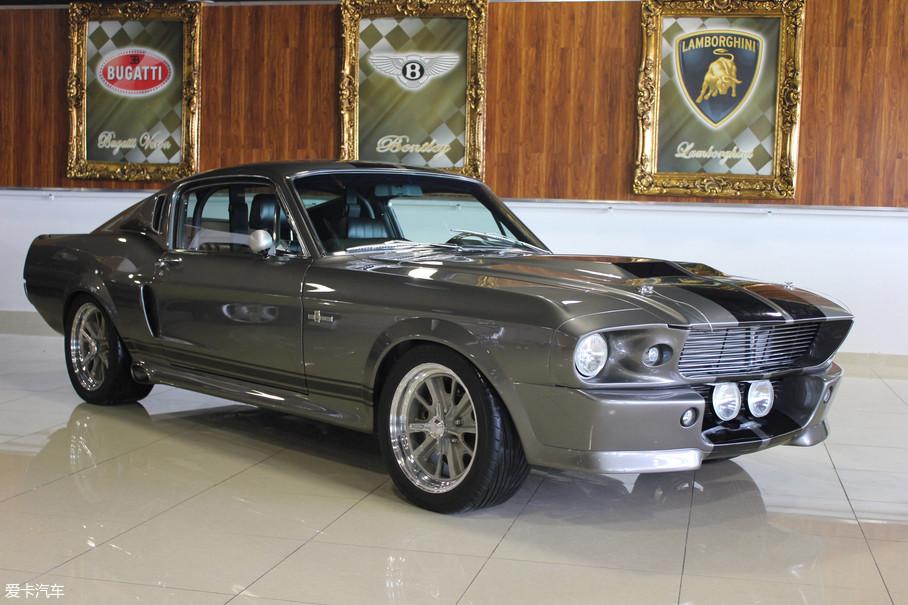 这台1967年的野马出现在《极速60秒》当中,作为凯奇偷的最后一辆车