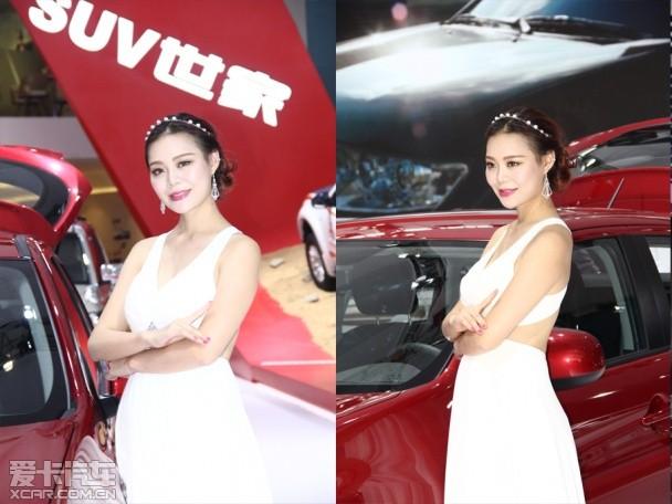 十大丑模排行榜 2014广州车展车模盘点