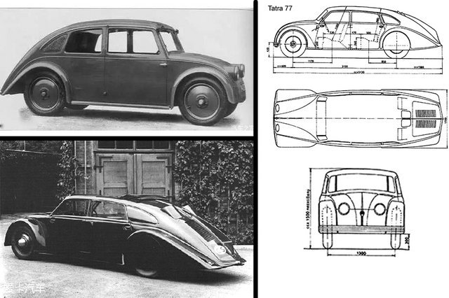 """说了这么多,其实汽车上各种符合空气动力学的设计并不是与生俱来的,我们今天所拥有的具有良好空气动力学特性的汽车,也是经历了许多坎坷和崎岖的,下面就来了解并顺便致敬一下汽车设计师和工程师们吧。 1886年1月29日是个被历史铭记的日子,在这天世界上第一辆汽车""""奔驰一号""""诞生,从图中我们可以看到,它的车轮数量都与我们今天常见的汽车不一样,就更别说任何空气动力学设计了。 在1908年福特T型车诞生时,马车车厢造型的外观设计更注重美观与如何降低制造成本,并没有空气动力学的考量。也由于它的"""