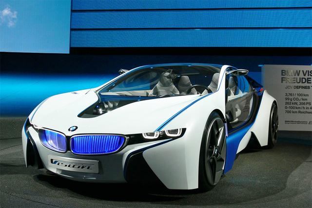 新能源车型设计