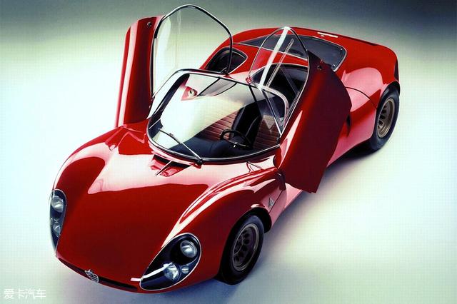 在汽车造型设计中空气阻力一直是非常重要的环节,而这也可以在仿生