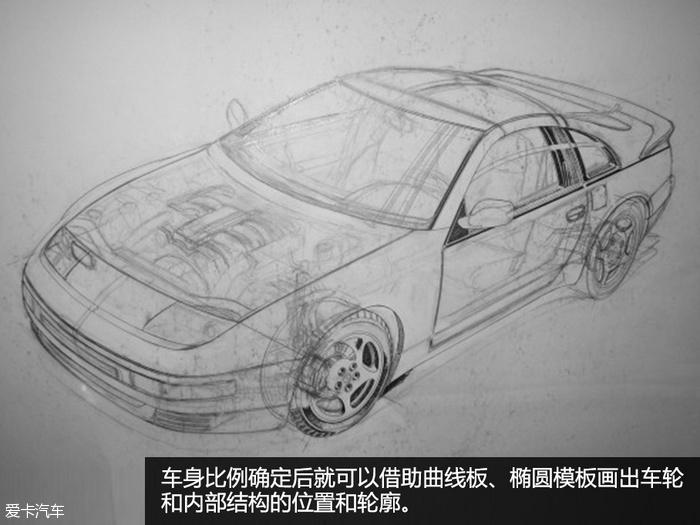 汽车设计72变(1) 给汽车手绘一张X光片汽车设计72变(1) 给汽车手绘一张X光片汽车设计72变(1) 给汽车手绘一张X光片