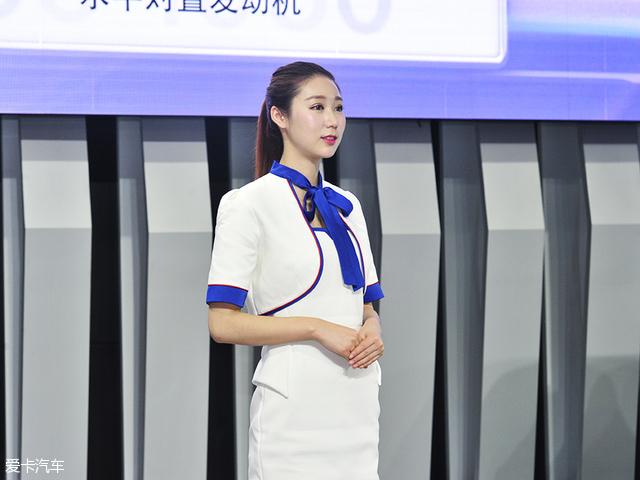 依然养眼 2016北京国际车展美女特辑 3高清图片