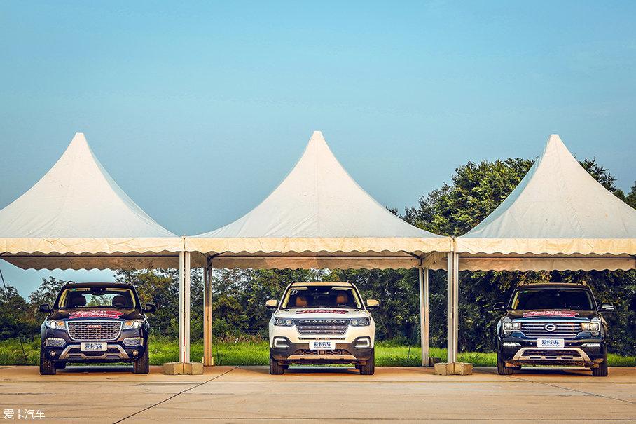 本次测试中我们找来了中国品牌里3款热门SUV,它们分别为:长城哈弗H8、长安CS95以及广汽传祺GS8。