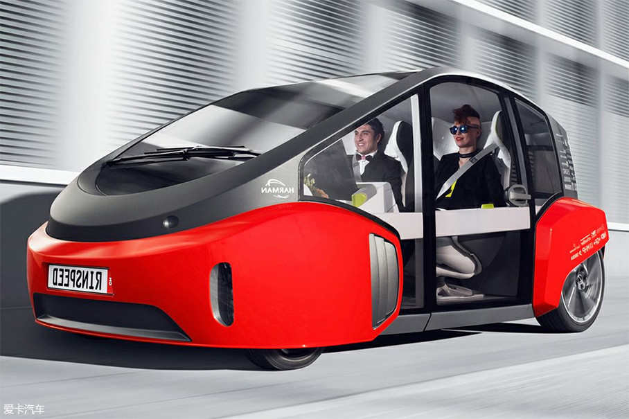 Oasis是2017年CES展上瑞士的设计公司Rinspeed推出一款自动驾驶概念车,由于定位为自动驾驶车,所以这款车由大量的玻璃组成,内有两个座椅,其整车的设计更突出乘坐的感受。