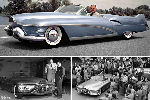 设计师档案(2)汽车设计之父 哈利·厄尔
