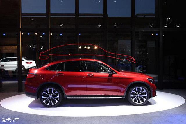斯-奔驰GLC轿跑SUV-梅赛德斯 奔驰风尚之夜 以创新引领时尚高清图片