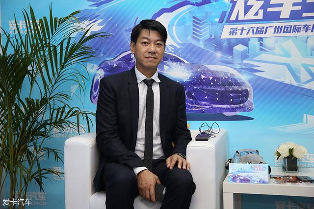 2018广州车展专访