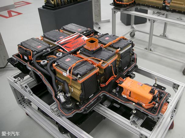 科技电池元素素材