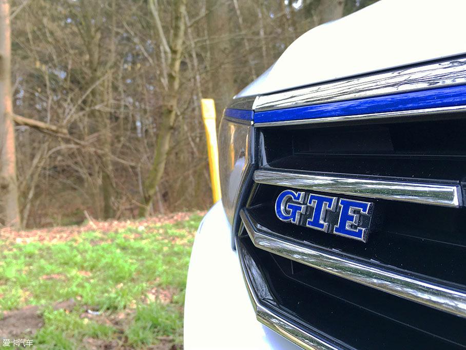海外试驾帕萨特GTE旅行版