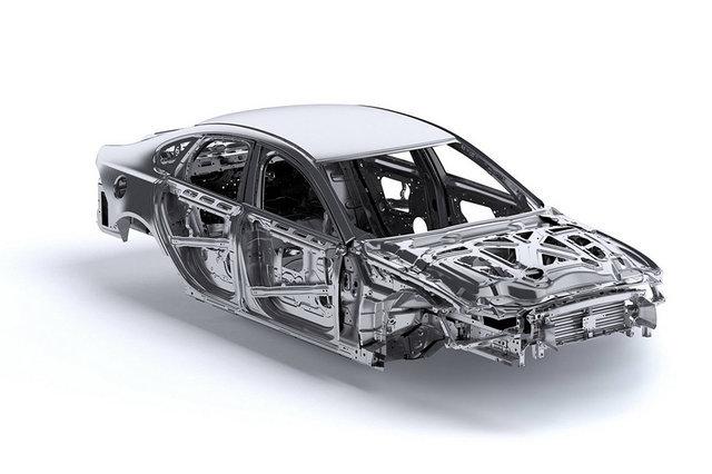 捷豹XFL 全铝车身解读
