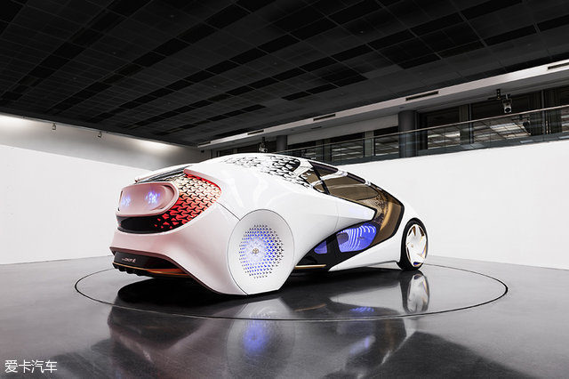 CES丰田Concept-爱i概念车解析