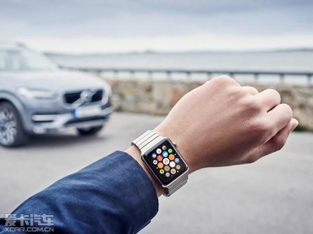 沃尔沃智能手表