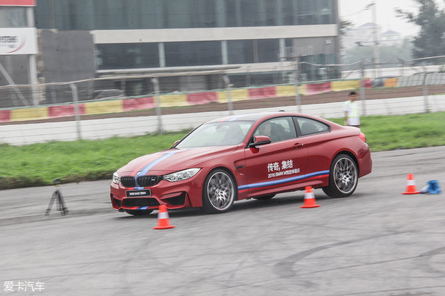 2016 BMW M 驾控体验
