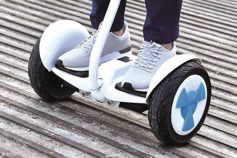 电动平衡车将受到处罚