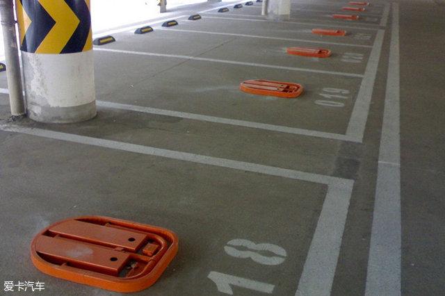 城市停车选择