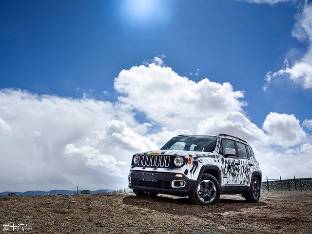 测试国产版jeep自由侠