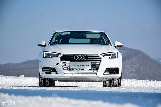 A4L冰雪试驾