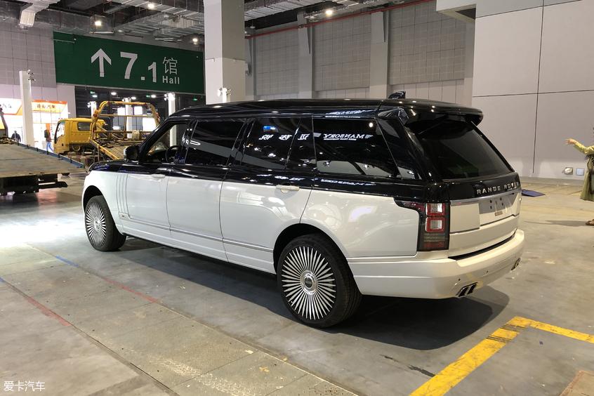 上海车展猜车