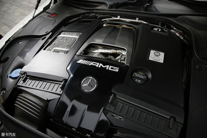AMG S63 双门