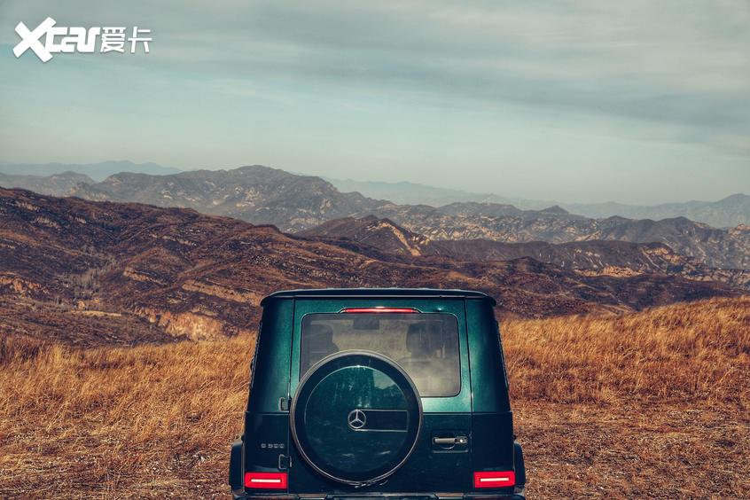 奔驰G500