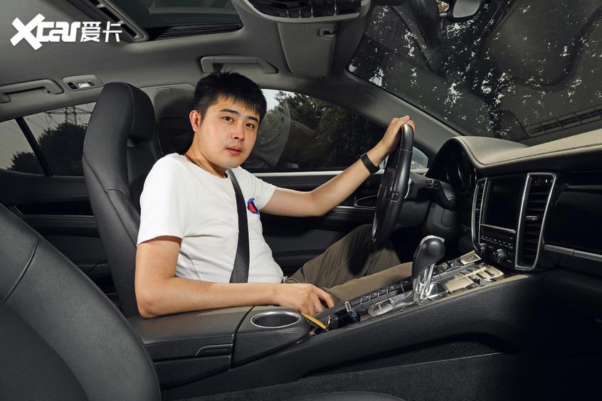 AMG GT四门体验
