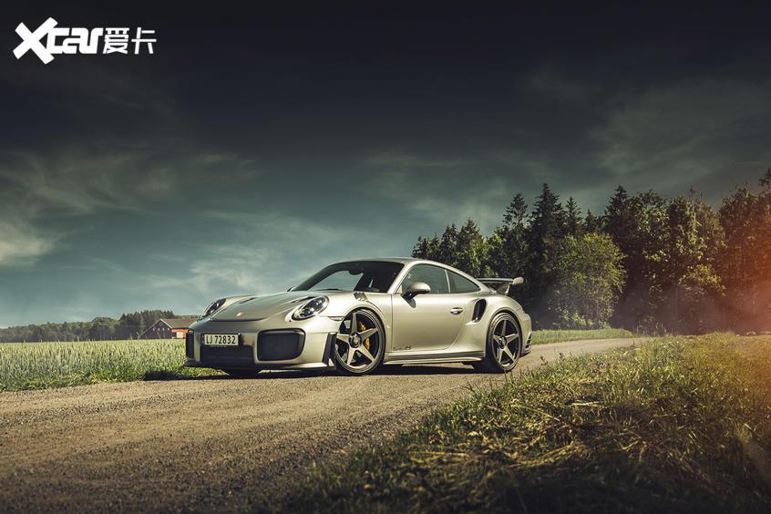 911 TURBO RS