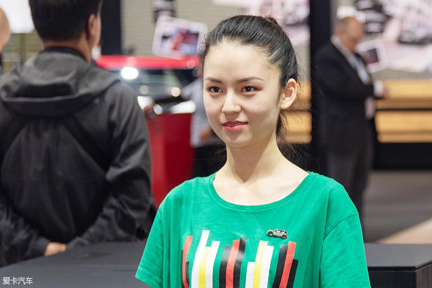2019上海车展车模