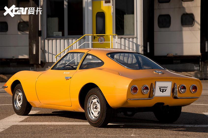 1965欧宝 GT