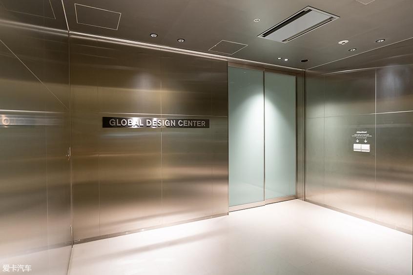 英菲尼迪设计中心