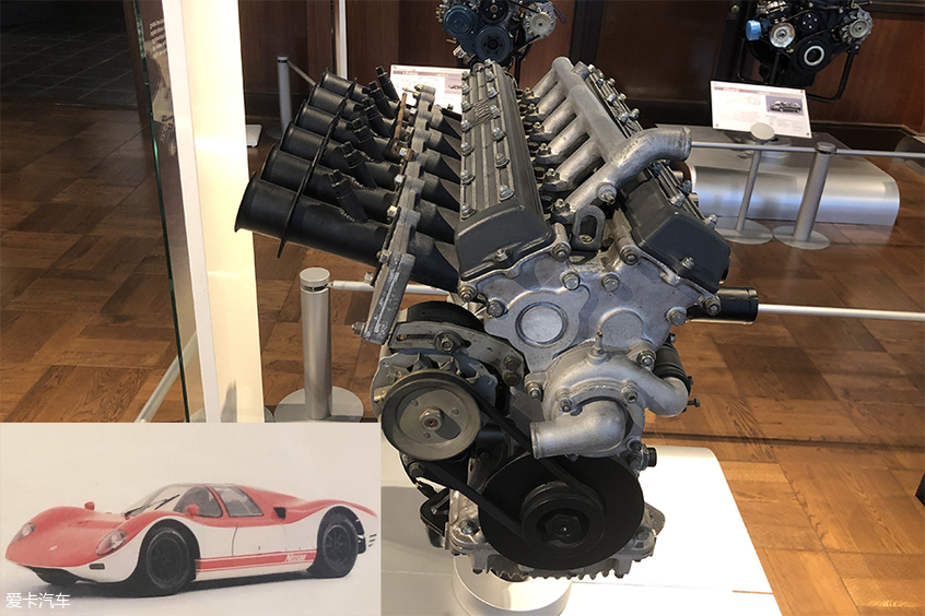 日产发动机工厂