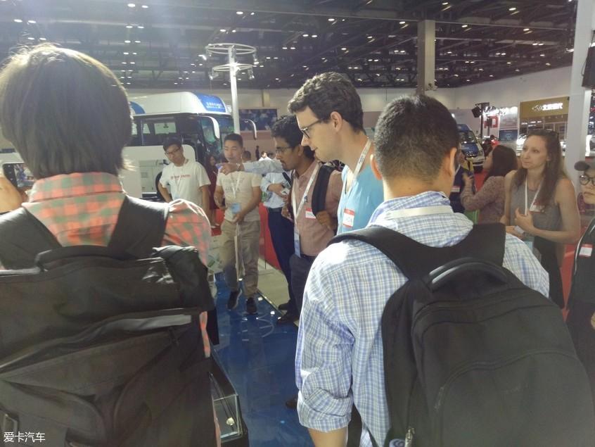 中国(北京)新能源汽车博览会