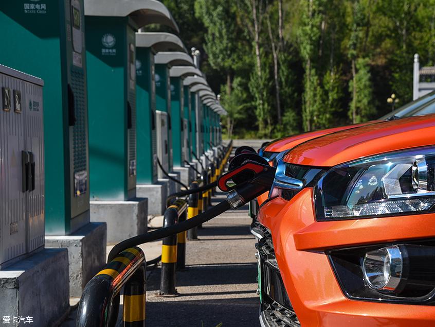 充电桩补贴促新能源行业发展