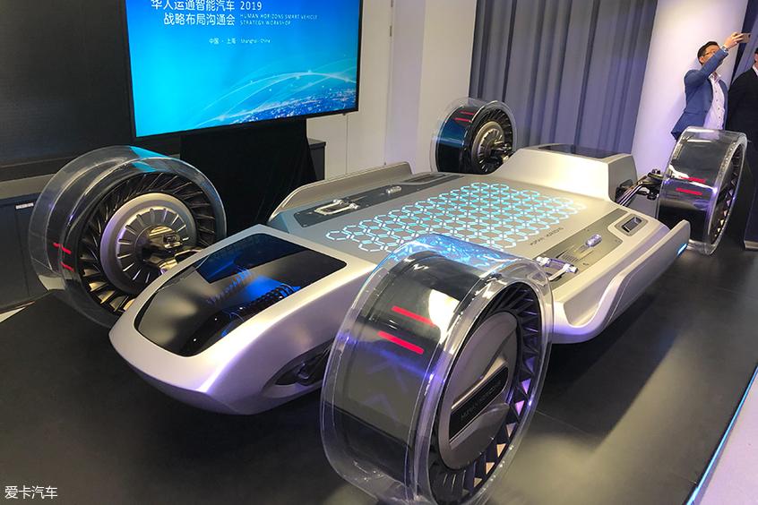 华人运通Concept U概念车及量产计划