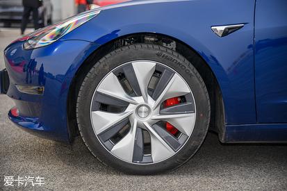 体验特斯拉Model 3