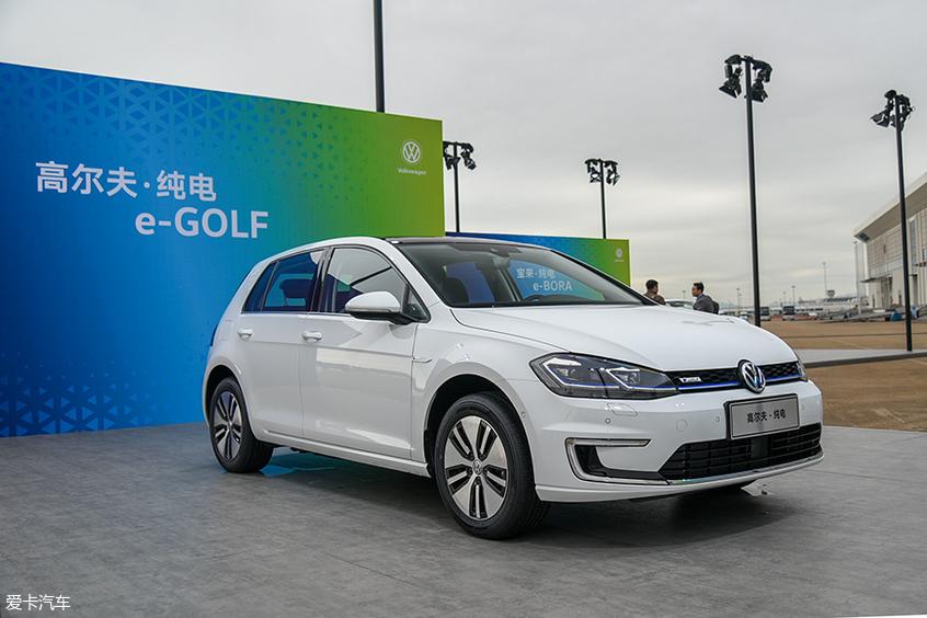 一汽-大众新车规划 电气化或为首要任务