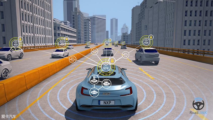 5G技术加速自动驾驶发展
