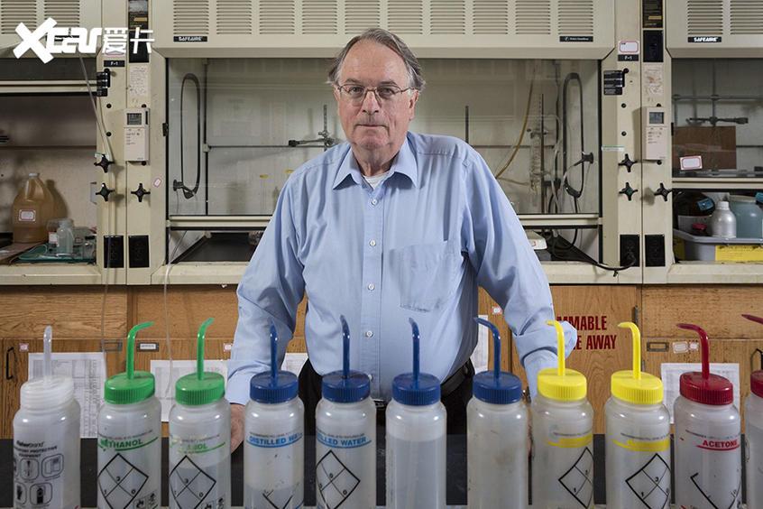 锂电池发明者获诺贝尔奖