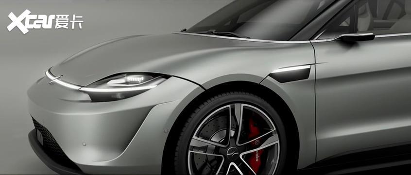 索尼Vision-S概念车