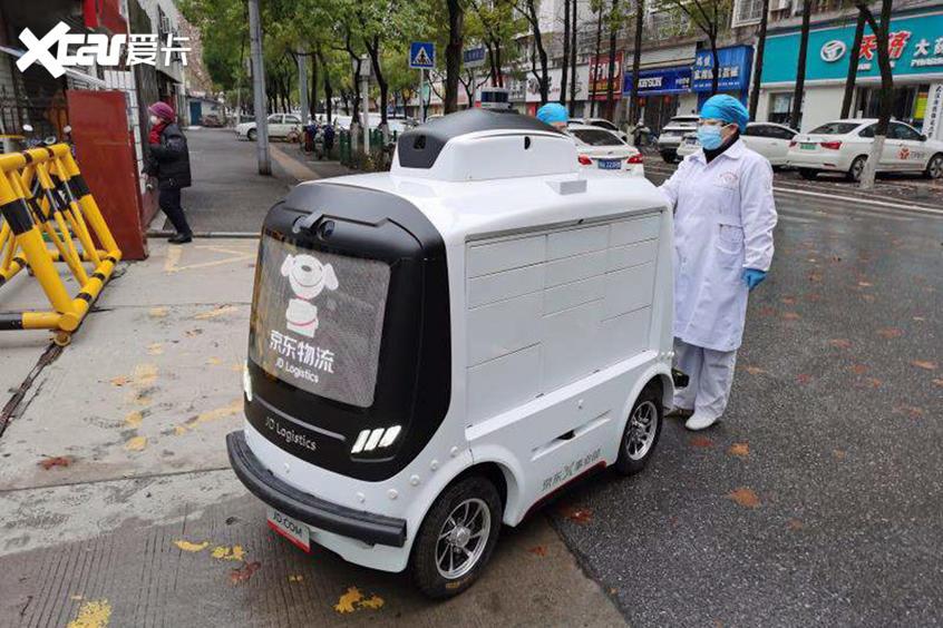 疫情加速自动驾技术驶落地?