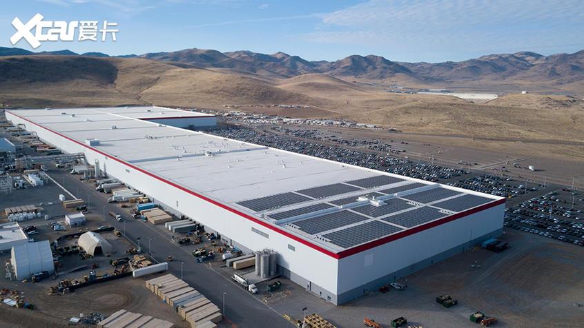 特斯拉电池工厂裁员75%