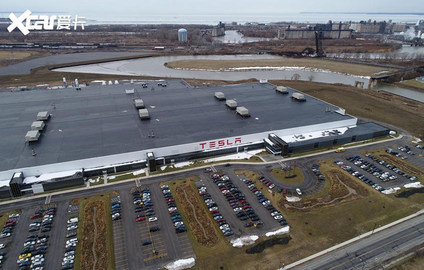 特斯拉新工厂