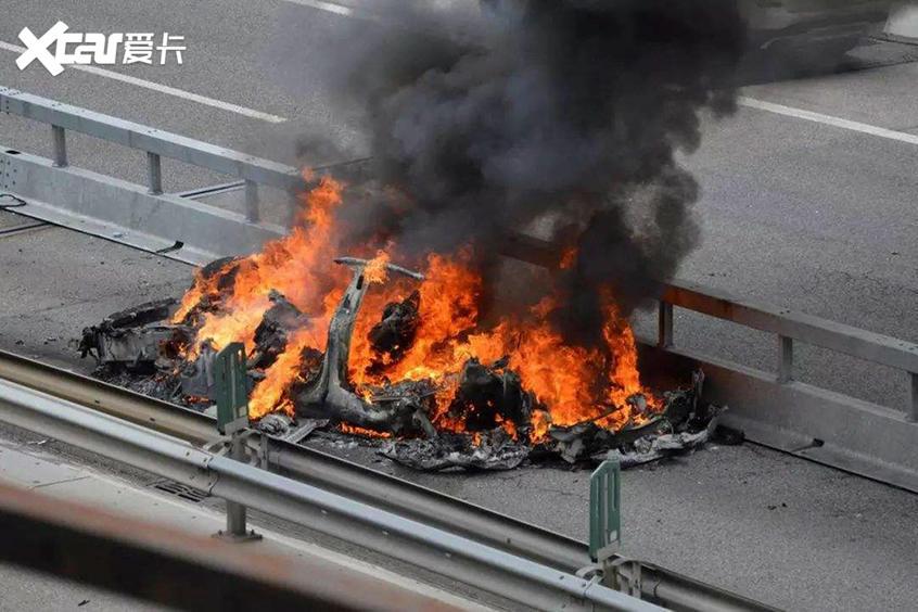 震惊!特斯拉的起火率竟然高于自主品牌-爱卡汽车