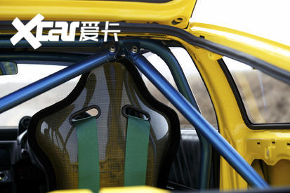 本田CR-X改装案例